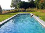 Property in the countryside for a family sleeps 6 (CAS101ol)