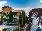 Large Newly Renovated Property at Cassis. Stunning Sea Views. 11 bedrooms to sleep 22 people. (CASS101PS)