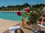 19th century farmhouse located in Canet en Roussillon boasting a private heated pool, air conditioning, childrens play area and 7 bedrooms. Sleeps 14 (CER101Q)