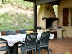 Quiet Villa with large private pool in pretty village. Sleeps 6. (CESS103)