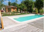 Lovely property with private pool near Grasse (CEZ101ol)