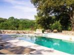 Large 15th Century Chateau with Two Naturalwater Pools. 12 bedrooms, sleeps 28 (CHAT121J)