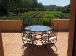 Vineyard House. Cruzy. Languedoc. Property. Holiday. Terrace