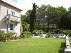 Luxury Chateau  -  Manor House in Draguignan, Cote d Azur. Sleeps 9. (DRA101)