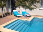 ESP102 - Villa in Espondeilhan with private pool - sleeps 11.