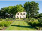 Stunning Manoir and Farmhouse with two swimming pools and tennis. Can sleep up to 22 (EYGA115)