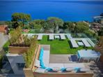 Stunning Brand New Villa Overlooking Sea near Monaco. Heated Pool. 5 bedrooms to sleep 1é (EZE104PV)
