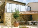 House. St Genies de Fontedit. Languedoc. Property. Holiday home. Outside area.