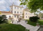 Luxury Cote d Azur villa with heated pool and tennis court Grasse  Sleeps 15 (GRAS110Q)