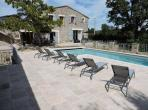 GRIM118D - Beautiful rustic and traditional holiday home located in Grimaud, with a private swimming pool. Sleeps 10.