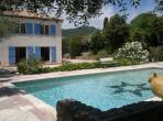 Lovely Provencal Villa near to Beach and Port Grimaud. 5 bedrooms, sleeps 10 (GRIM127D)