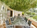 Bastide and Guest House just 10 minutes from the Beach. 8 bedrooms to sleep 16 (GRIM137YM)