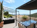Excellent holiday villa with stunning views 4 bedrooms and a private pool near Grimaud (GRIM138EE)