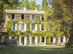 Luxury Provencal Bastide with 7 Bedrooms and Heated Pool. Sleeps up to 15 (ISLS104OL)