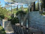 Luxury Gite with Extra-large Pool and Tennis Court near Lagrasse. Sleeps 4 in 2 bedrooms (LAGR103)
