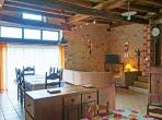 3 bedroom holiday home to sleep 6 near lanouaille dordogne and lot (LALLFAD277)