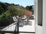 House with large garden and terrace with HEATED swimming pool. Sleeps 12-16. (LAUR104)