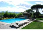 Asian-influenced villa with pool and jacuzzi. 3 bedrooms for 6 guests.  (LCV108PV)