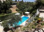Peaceful Villa, just Short Walk to Beach. Private Heated Pool. Sleeps 10 (LISS108)