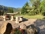 Villa with private, secure swimming pool. Sleeps 8, 3 bedrooms (LODE101)