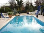 Lovely Villa with private pool and large garden. Sleeps 10. (MAG108)