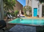 Authentic French home perfect for your holiday in lovely village. 6 bedrooms, sleeps 12. Private swimming pool. (MAG111)