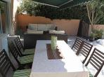House. Marseillan. Languedoc. Property. Holiday Home. Terrace.