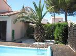 Stunning Family Villa with private heated pool in Marseillan. 5 mins walk to town centre and port. Sleeps 12. (MARS113)