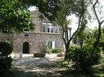 Large spatious villa, with private the beach, sleeps 24 (MARS121)