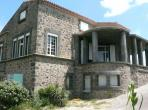 Large spatious villa, with private the beach, sleeps 13 (MARS122)