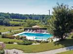 5 bedroom holiday home to sleep 12 near miramont de guyenne dordogne and lot (MDGYF47176)