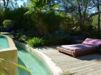 Luxury Villa with Views and Infinity Pool near Montpellier.Sleeps 10, 4 bedrooms (MONT120GN)