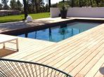 Luxury Villa with Heated Pool and Views near Montpellier. Sleeps 6 in 3 bedrooms (MONT128GN)