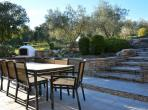 Modern Villa with Great Views and Pool near Montpellier. 4 bedrooms, sleeps 8 (MONT130GN)