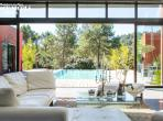 Luxury Californian villa with private infinity pool, jacuzzi, sauna and hammam, located in Montpellier. Sleeps up to 8 in 4 bedrooms. (MONT132GN)