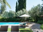 Provencale Villa 20 mins from Montpellier Centre. Private Pool. 4 bedrooms, sleeps 9 (MONT147GN)