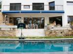 Chic and stylish villa. Private pool. 3 bedrooms, sleeps up to 7 (MONT152GN)