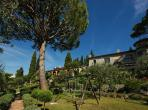 MOUG108Q - La Roseraie is an attractive luxury villa Mougins, Cote D Azur Sleeps 12