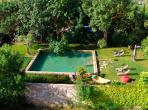 Stunning 8 bedroom Domaine near Narbonne with 2 swimming pools, large grounds, pétanque court and pond. Sleeps 20. (NARB115)