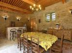 Luxury Property from 14th Century. Heated Pool. 5 bedrooms to sleep 10 (NEZ109J)