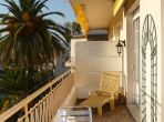 Lovely apartment with stunning sea views, located in Nice, only 300 metres from the beach. 1 bedroom, sleeps 4. (NICE101)