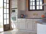 Villa. Nissan Lez Enserune. Languedoc. Property. Holiday Home. Kitchen.