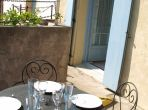 Apartment. Nizas. Languedoc. Property. Holiday Home. Terrace.