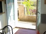 Apartment. Nizas. Languedoc. Property. Holiday Home. Kitchen.