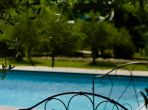 Gorgeous Caribbean-Style Villa near Valbonne with Pool. 4 bedrooms, sleeps up to 10 (OPIO104)