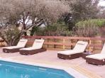 Luxury Villa in Le Plan de la Tour with private pool and internet. Sleeps 10. (PDLA103)