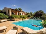 PDLA104Q - Vue des Maures is one of our exclusive villas in Plan de la Tour and sleeps 11