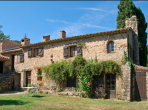PDLA107Q - 16th century Farmhouse on the outskirts of Plan de la Tour. Set in 95 acres of beautiful countryside, sleeps 14.