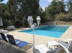 Old Catalan farm set on the banks of a river, located in Villelongue de la Salanque with shared swimming pool, sleeps 8. (PERP110)