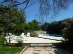 Tastefully modern old Catalan farmhouse with shared swimming pool, sleeps 6. (PERP111)
